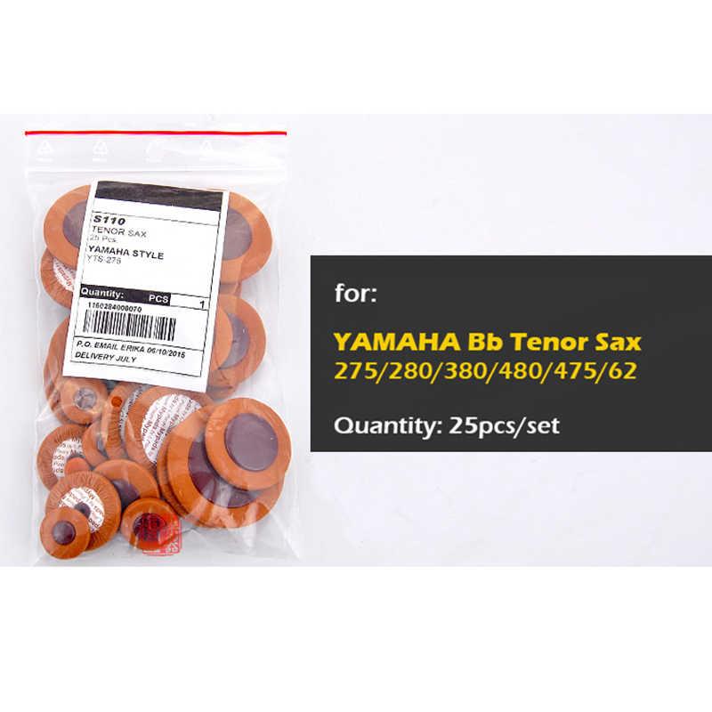 Итальянские оригинальные прокладки для саксофона альт-тенор для YAMAHA Sax YTS YSS YAS 26 275 200DR 380 480 475 62 для SELMER Sax 802 803