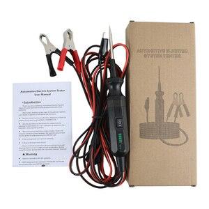 Image 5 - DUOYI DY18 자동차 회로 테스터 전력 프로브 12V 24V 전류 트랙 단락 회로 찾기 나쁜 지상 연락처