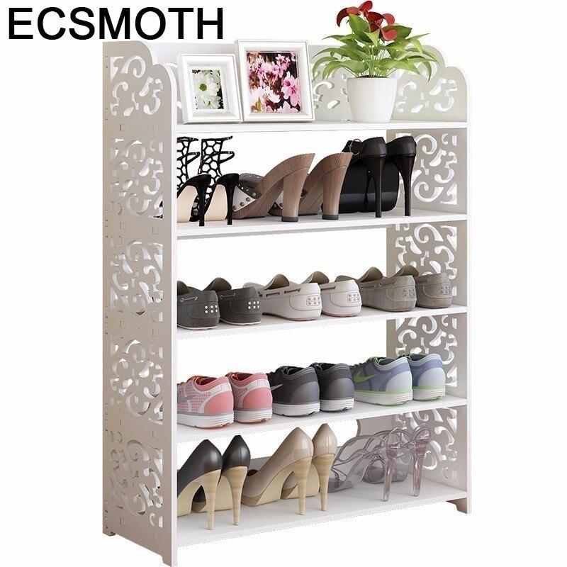 Sapateira Closet Meuble Rangement Mobilya Wooden European Organizer Zapatero Organizador De Zapato Furniture Home Shoe Cabinet