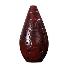 12 Hole Alto Ocarina zelda AC/AF ABS resin ocarina of time Orff instruments for student children's gift plastic ocarina alto