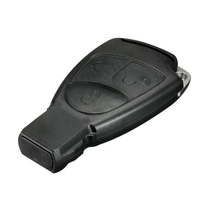 3 Button Remote Key Fob Case Shell for Mercedes Benz R C E S ML CL CLK CLS SLK|Key Shell| |  -