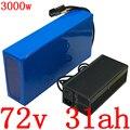 72В 2000 Вт 3000 Вт Электрический скутер батарея 72В 30ач Электрический велосипед батарея 72В литий-ионный скутер батарея 72В 30ач литиевая батарея