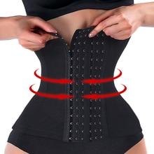 Waist Trainer Body Shaper Waist Corset Women Shapers Slimming Tummy Girdles Shapewear Faja Slimming Belt Bustier Modeling Strap