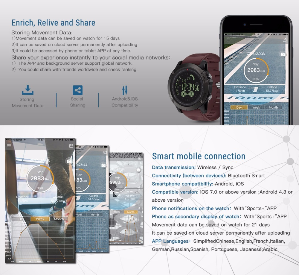 smart watch for ios