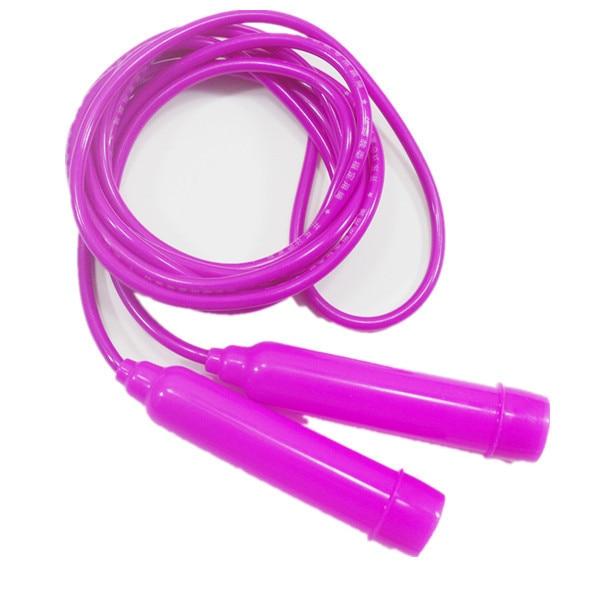 Children Adjustable Standard Color Plastic Standard Sports Kindergarten Rope Primary School STUDENT'S Sports Jump Rope Tiaoshen