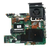Excellent For HP Pavilion DV9000 DV9500 DV9700 434659 001 Laptop Motherboard with Cooling fan CPU DDR2 100% working