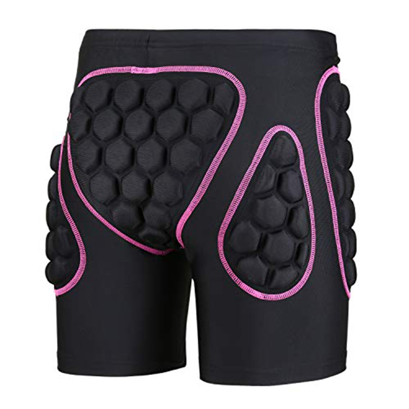 Skating Padded Pants Ski Protective Hip Pad Padded Shorts Protective Knee Pads Skiing Skating Snowboarding Impact Protection Cus