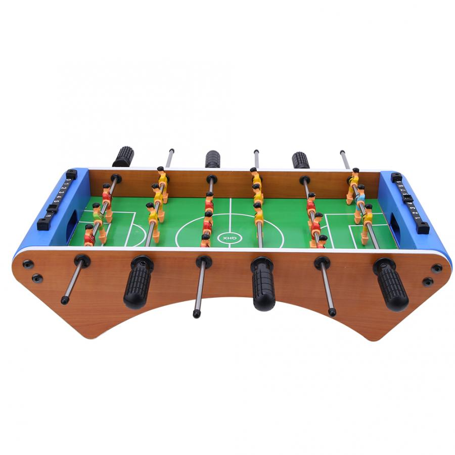Table Football Soccer Game 6 Rods 8