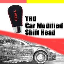 цена на Car gear shift head Gear Shift Knob Universal Manual Gear Stick Shifter Lever Head Shifter Lever Head Ball Gear Shift Pen Arm