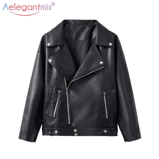 Biker Leather Jacket  1