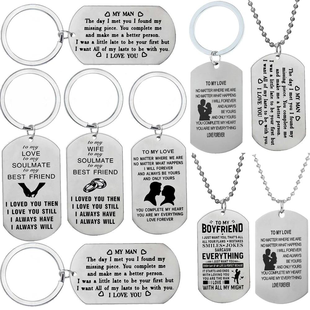 Men Women Boyfriend Gifts For Her Him Girlfriend Love Wife Husband Valentines