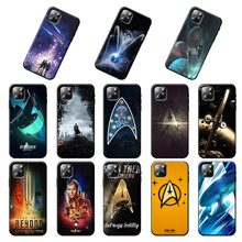 Star Trek for iPhone 7 11 11 pro 11 pro max XR X 6S 8 XS MAX 6 7 8 plus SE 5S Soft Silicone Phone Case(China)