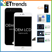 OEM Original AAA+++ For iPhone 6 6S 7 8 Plus LCD DisPlay With 3D Force Touch For iPhone 5 Screen Digitizer Assembly