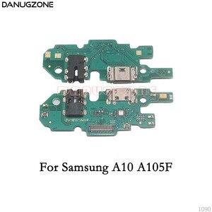 Image 2 - Usb Charging Dock Port Socket Jack Connector Charge Board Flex Kabel Voor Samsung A10 A105F A20 A30 A305F A50 A505F a7 2018 A750F