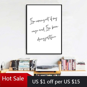 Mr Brightside Print The Killers Song Lyric Poster Musician Gift Music Typography Wall Art Canvas Painting Picture Home Decorativ