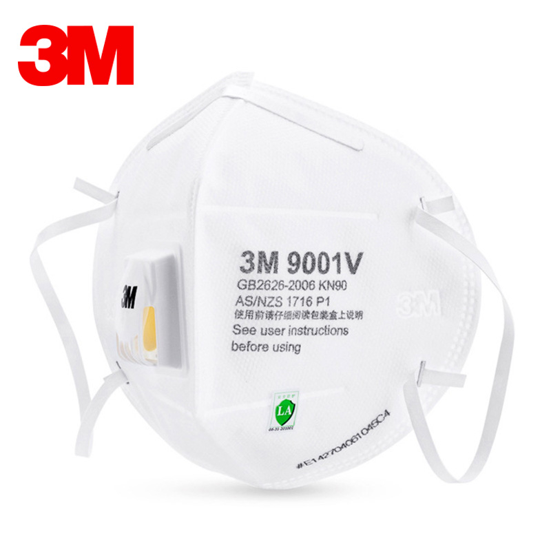 Brand 3M Masks 9001v Protective Fold Masks  Technical Standard PM 2.5 Multi Layer Filter Industrial Mask