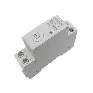 Image 3 - HOCH RDCBC 1P не WIFI автоматический выключатель Пульт дистанционного управления eWeLink таймер умный дом din рейку переключатель завод