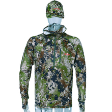 2020 Sitex Lightweight Hoody hunting Hoody quick-drying hoodies SUBALPINE camouflage cheap Fits larger than usual Please check this store s sizing info Function material spring and summer