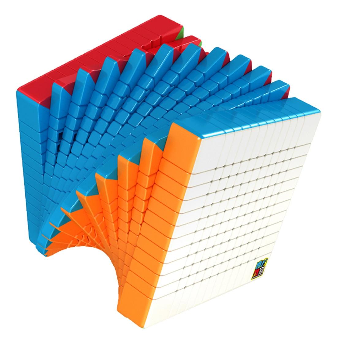 Surwish MoYu Cubing salle de classe MeiLong12 12x12 Cube magique-coloré
