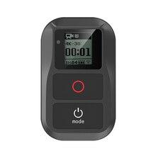 Водонепроницаемый беспроводной Wi Fi пульт дистанционного управления для Gopro Hero 7 6 5 4 Session Go Pro 5 6 3 + умный пульт дистанционного управления комплекты зарядных кабелей