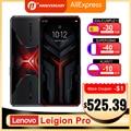 Lenovo Легион Pro 5G игровой телефон Global Rom 16 ГБ 512 6,65 ''144Hz Snapdragon865 плюс 5000 мА/ч, 90 Вт Супер заряда NFC Смартфон