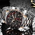 Relogio Masculino, мужские часы, водонепроницаемые, кварцевые, деловые часы, LIGE, лучший бренд, Роскошные, мужские, повседневные, спортивные часы, мужс...