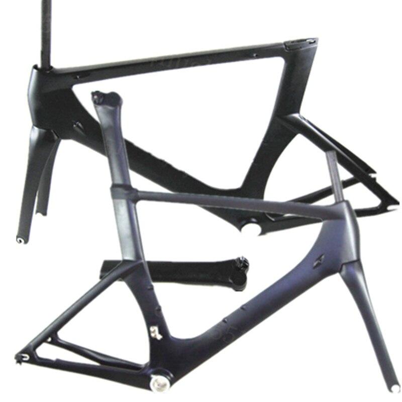 Frame Triathlon Carbon-Road-Tt 700c Bike Frameset Trial Carbon-Time Seatpost-Seat-Nut Toray 46cm 48cm 50cm 52cm 54cm