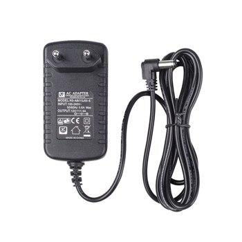 цена на 2M LED Light & Monitor EU Plug 2.5 AC Power Supply Adapter Charger AC 100-240V to DC 12V 2A for Viltrox L116T L116B L132T L126T