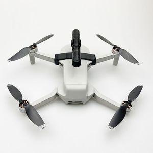 Image 5 - LED lumières nuit vol projecteur lampe de poche avec support pour DJI Mavic Mini Drone accessoires