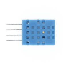 100 sztuk DHT11 czujnik temperatury i wilgotności wyjście cyfrowe temperatura i wilgotność
