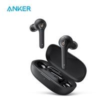 Anker — Écouteurs sans fil Soundcore Life P2 TWS True Wireless, dotés de 4 microphones, avec réduction de bruit, CVC 8.0, 40h d'autonomie de lecture, étanche à l'eau IPX7
