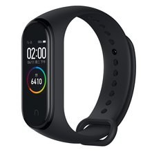 Original Xiaomi Mi Band 4 Smart Miband 3 Color Screen Bracelet Heart Rate Fitness Tracker Bluetooth5.0 Waterproof Band4 drop shi original xiaomi mi band 2 miband 3 mi band 3 wristband bracelet smart heart rate monitor fitness tracker touchpad oled strap