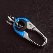 Portachiavi per Auto portachiavi creativo portachiavi moda uomo portachiavi regalo di compleanno portachiavi in metallo accessori Auto-Styling
