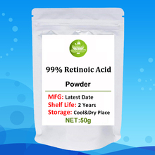 99% Retinoic Acid Powder,99% Retinoic Acid Cream,Vitamin A Powder,WeiJiaSuan,facial Shimmer,Brighten Skin Tone,Whiten Skin