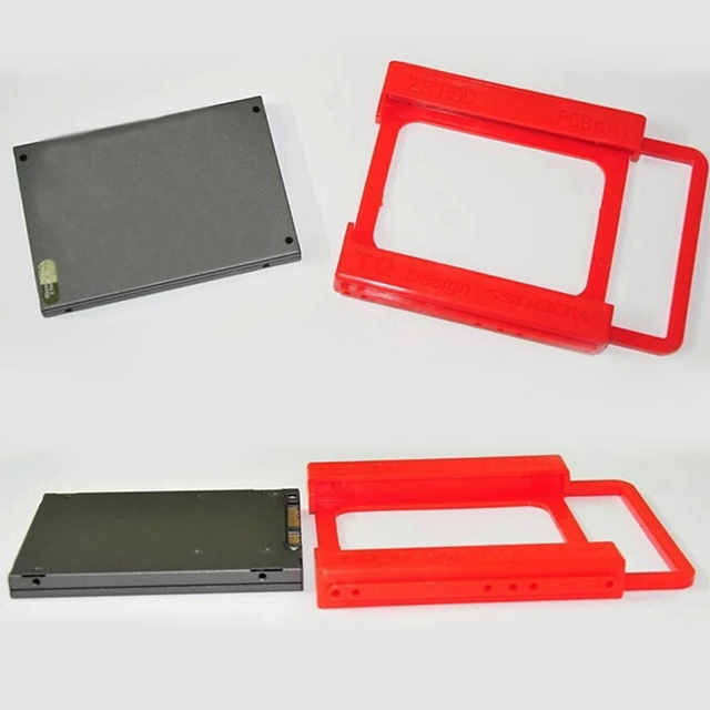 Connexion pièces précises facile à installer remplacement pratique Non toxique support de disque dur Flexible en métal Durable