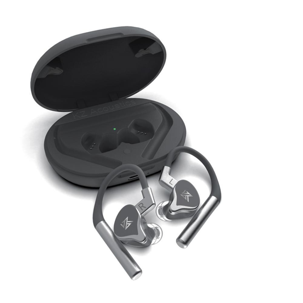 Auriculares KZ BA10 controlador de armadura equilibrada 5BA auriculares de Bajo HIFI en Monitor de oído auriculares deportivos auriculares de cancelación de ruido - 3