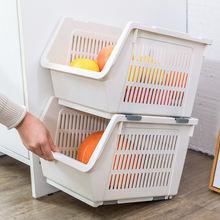 Кухонная корзинка для хранения Пластиковые Многофункциональные