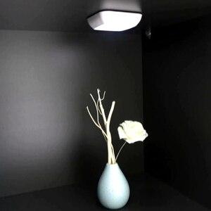 Image 5 - 6 светодиодов, PIR датчик движения, ночные светильники, светодиодный шкаф, ночник, батарея, сенсор, освещение для шкафа, лестницы, прихожей, дома, спальни
