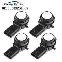 Sensor de estacionamento pdc, 4 unidades, para bmw f20 f21 f22 f23 f30 f31 f34 f32 f33 f36 66209261587 9261587 0263013515