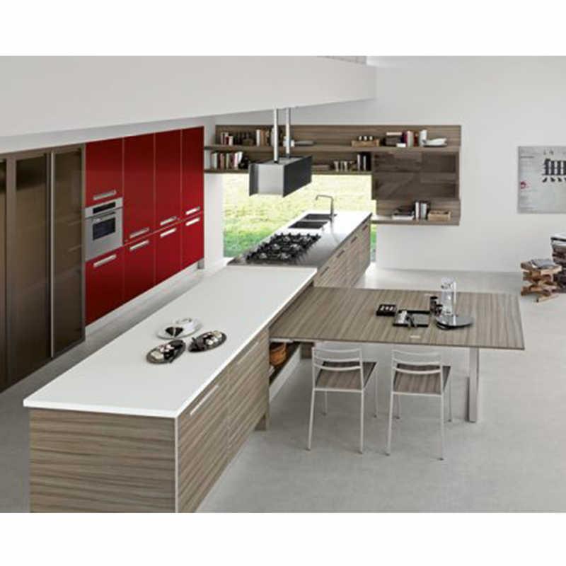 Diseño de hogar de mesa de extracción de cocina fascinante ...