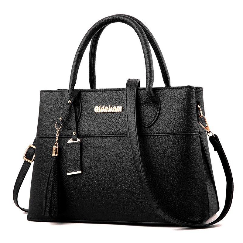 women bag Fashion Casual women's leather handbags Luxury handbag Designer Shoulder bags new bags for women 2019 bolsa feminina