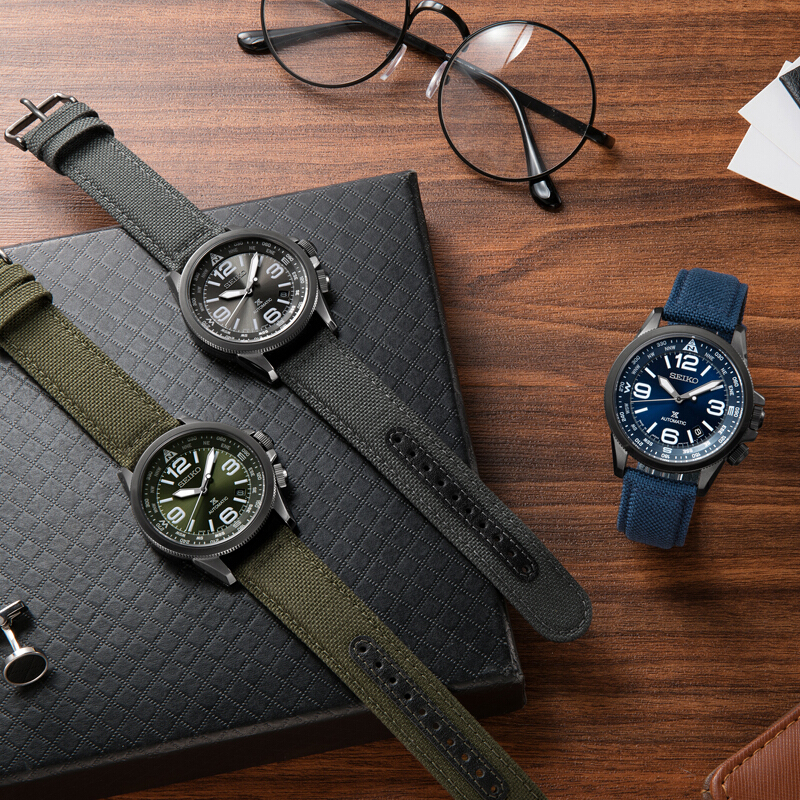 Image 2 - SEIKO brand official original product PROSPEX series watch men automatic mechanical watch casual fashion waterproof wristwatch-in Sports Watches from Watches