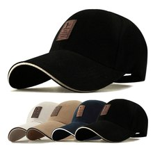 Hats Letter-Cap Baseball-Cap Snapback Golf-Hat Women Mens Cotton for And 9-Colors