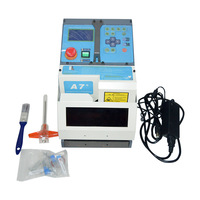 MIRACLE A7+ Key Cutting Machine Portable CNC Key Machine Computer Control Car Key Making Machine Locksmith Locks Kit