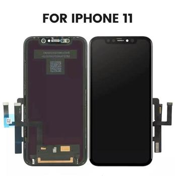 For iPhone X 11 LCD Display sreen OLED With 3D Touch Digitizer Assembly Replacement Display For iPhoneX iPhone11 LCD with Gift premium quality for iphone x oled amoled lcd display 3d touch screen digitizer lcd for iphonex replacement assembly parts