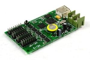 Image 4 - Asynchronous HC 2 U Disk Full LEDสีการ์ด4 * HUB75Eสนับสนุน1/32 Scanจอแสดงผล,RGBคอนโทรลเลอร์หน้าจอ