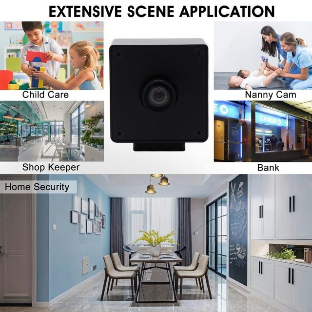2mp 1080P kamerka internetowa HD CMOS OV2710 szybki Linux raspberry pi mini box full hd maszyna przemysłowa Vison kamera USB na PC Laptop
