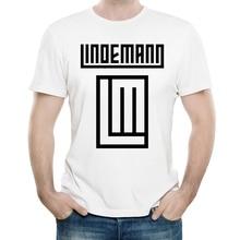 Till Lindemann T-Shirt White Color Mens Clothes Short Sleeve