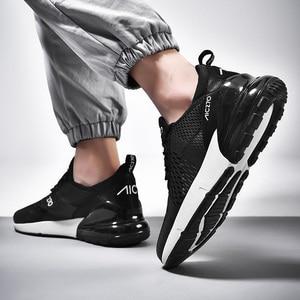 Image 5 - 2019 Brand Designer shoes Men Sneakers tenis zapatillas mujer Air Cushion Lightweight Spring Autumn Fashion Women scarpe donna