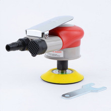 Pneumatic Tool 3inch Grinding Machine Vertical Industrial Straight Heart Grinder Polishing